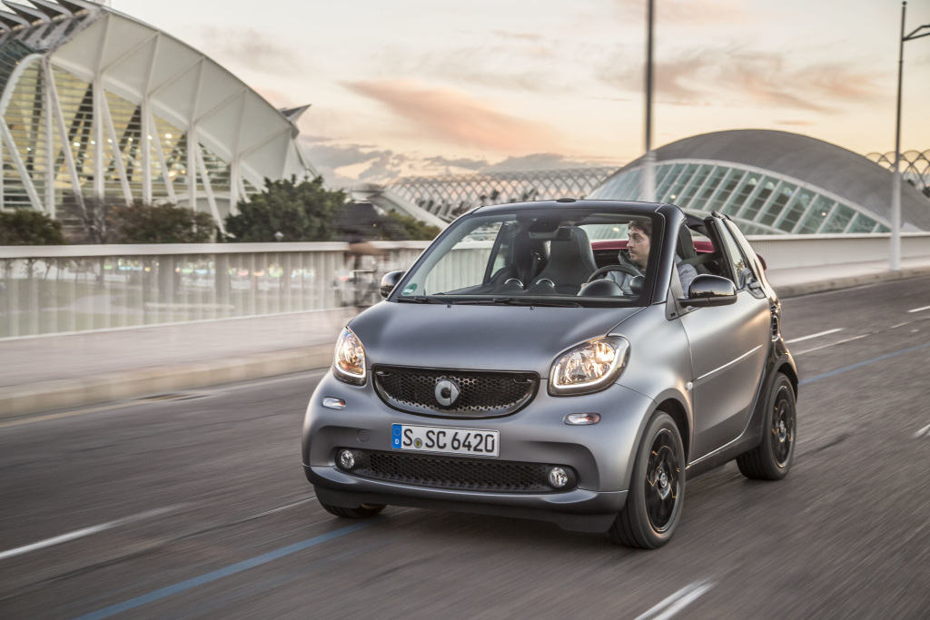 Smart ForTwo / EQ ForTwo