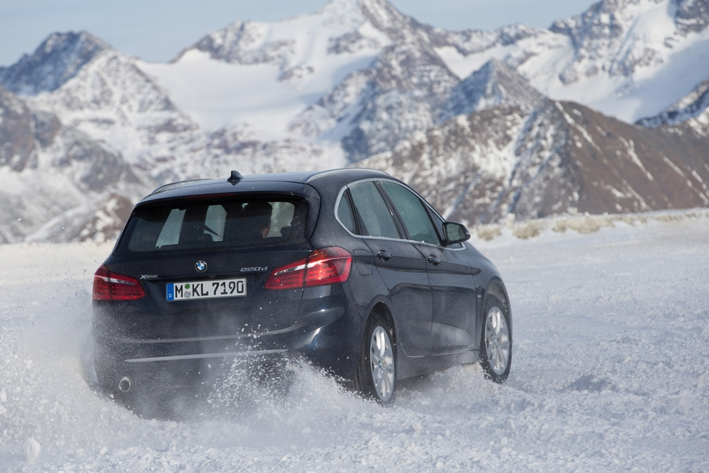 BMW seria 2 Active/Gran Tourer