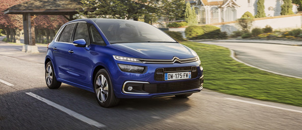 Citroen C4 SpaceTourer i Grand C4 SpaceTourer