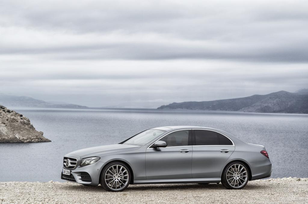 Mercedes-Benz klasa E / E coupe