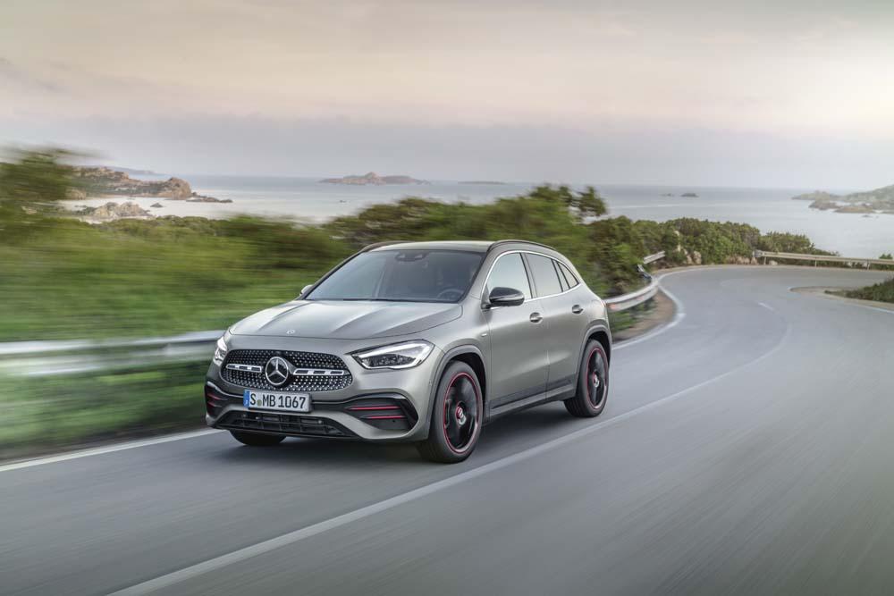Nowy Mercedes-Benz GLA