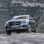 Mercedes-Benz GLA 2019 - przód