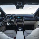 Nowy Mercedes-Benz GLA - wnętrze