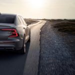 Nowe Volvo S60 Inscription - widok z tyłu