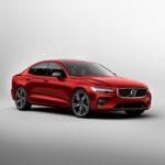 Nowe Volvo S60 R-Design przód i bok