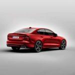 Nowe Volvo S60 R-Design tył i bok