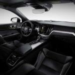 Nowe Volvo S60 R-design - wnętrze, deska rozdzielcza i konsola środkowa