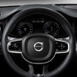 Nowe Volvo S60 R-design - kierownica