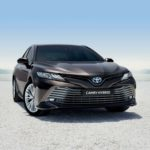 Toyota Camry 2019 - przód