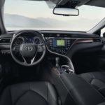 Toyota Camry 2019 - deska rozdzielcza, kokpit