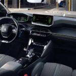 Peugeot 208 - wnętrze, kokpit