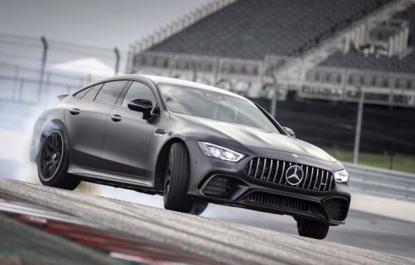 Mercedes AMG GT 4-drzwiowe Coupe