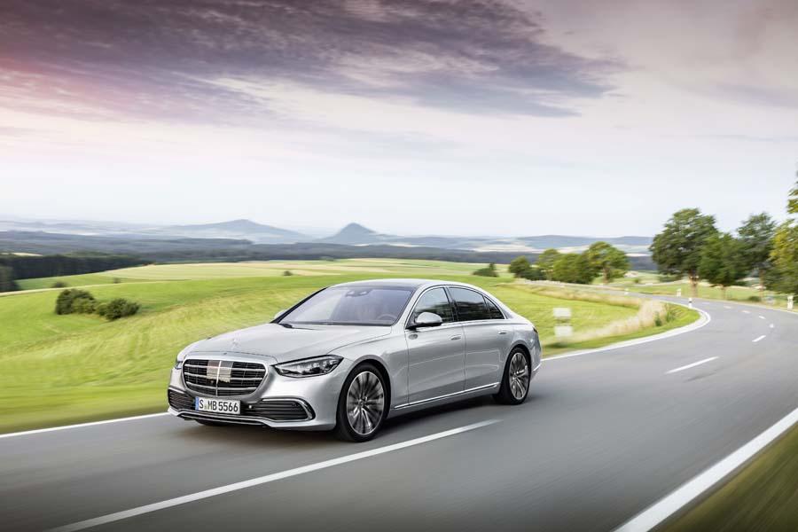 Mercedes-Benz S-Klasa 2020