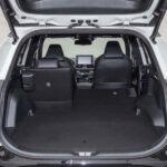 Suzuki Across - bagażnik